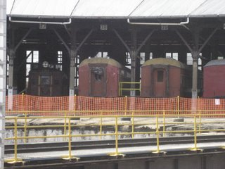 carriages roundhouse