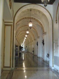 st claire hallway