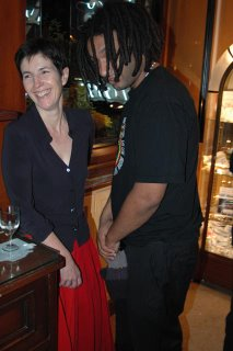 Christine Angot & Doc Gynéco