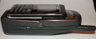 Samsung SGH-P310 & Nokia 7110