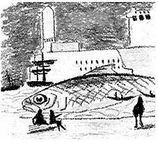 Le blog de pipou la sardine qui a bouch le port de marseille - Sardine port de marseille ...
