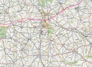 From Phenix City Al I 14 Would Use The Existing Us 80 Columbus Phenix City Northern Bypass Known As J R Allen Parkway In Georgia The Northeasternmost