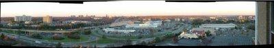 Landmark panorama