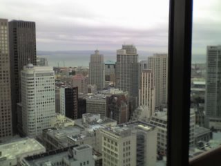 San Fran from the Hotel