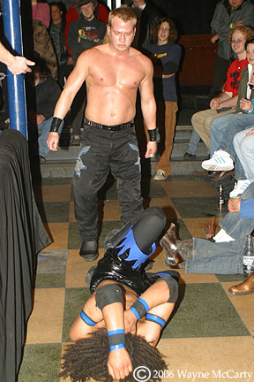 Midwest Indy Wrestling Photos By Wayne Mccarty Mpw Minneapolis Mn