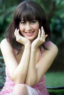 Smile of Diana Pungky....