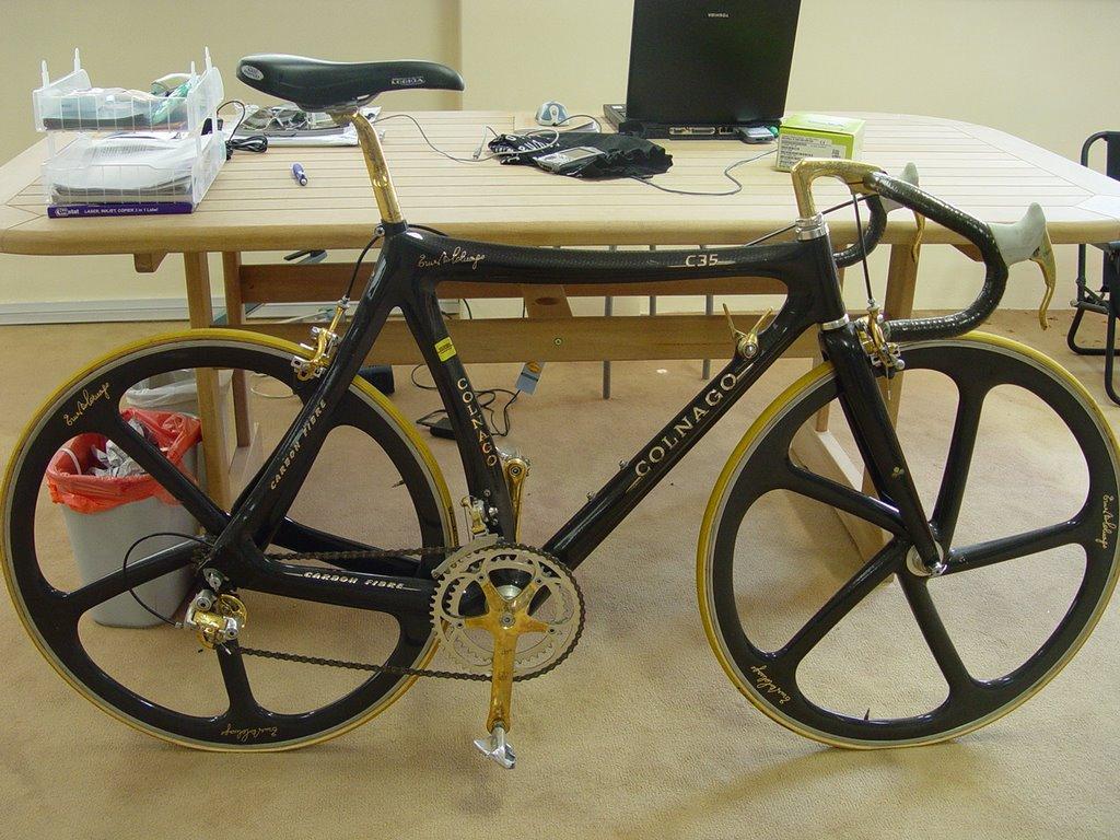 colnago c35 bike for sale. Black Bedroom Furniture Sets. Home Design Ideas