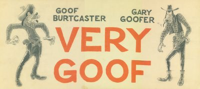 Very Goof, by John Sparey