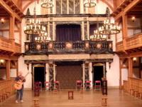 Blackfriars Interior