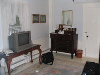 My New London Inn room