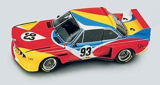 1975 BMW 3.0 CSL Art Car by Alexander Calder 3