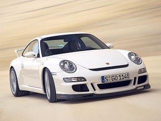 2006 Porsche 911 997 GT3