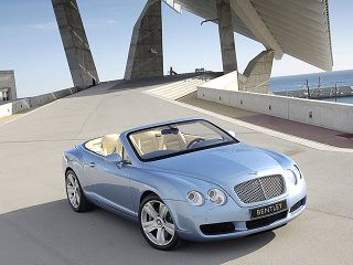 2007 Bentley Continental 2
