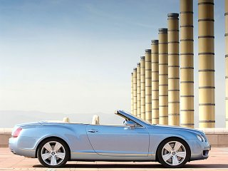 2007 Bentley Continental 3