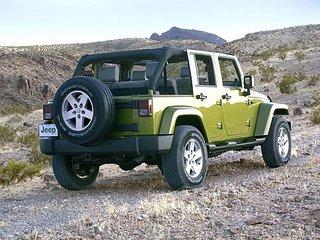 2007 Jeep Wrangler 2