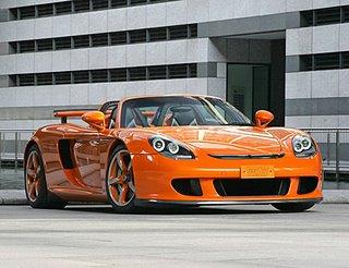2007 Porsche Carrera GT 2