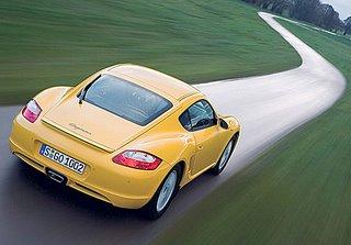 2007 Porsche Cayman 3