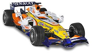 2007 Renault F1 R27 2