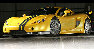 2007 Ascari A10