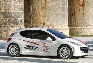 Peugeot 207 RCup 2