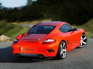 Rinspeed Imola Porsche Cayman 4