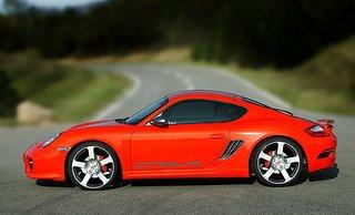 Rinspeed Imola Porsche Cayman 3