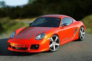Rinspeed Imola Porsche Cayman 2