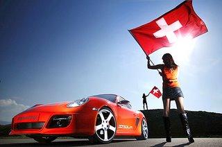 Rinspeed Imola Porsche Cayman