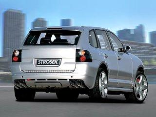 2007 Strosek Porsche Cayenne 3