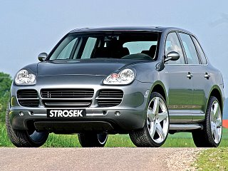 2007 Strosek Porsche Cayenne