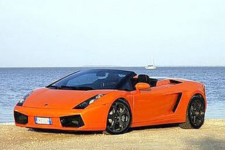 Lamborghini Gallardo Spyder 1