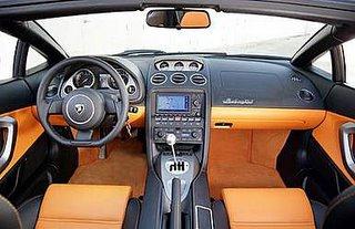 Lamborghini Gallardo Spyder 5