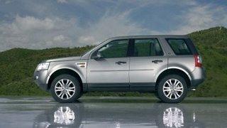 Land Rover Freelander 2 3