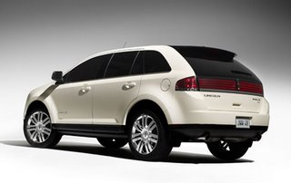 lincoln 2007 mkx 2