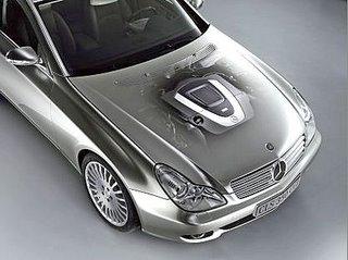 Mercedes CLS 350 CGI 3