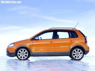 VW CrossPolo 3