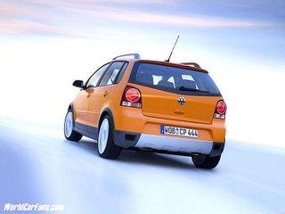 VW CrossPolo 4