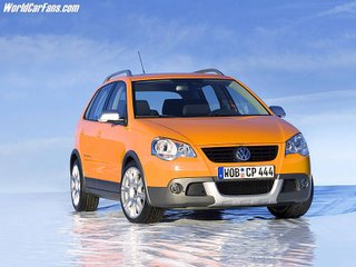 VW CrossPolo 2