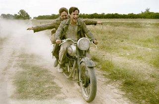 Motosiklet Günlüğü (2004)