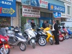 Motosiklet Pazarı