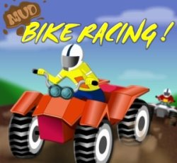 Mud Bike Racing