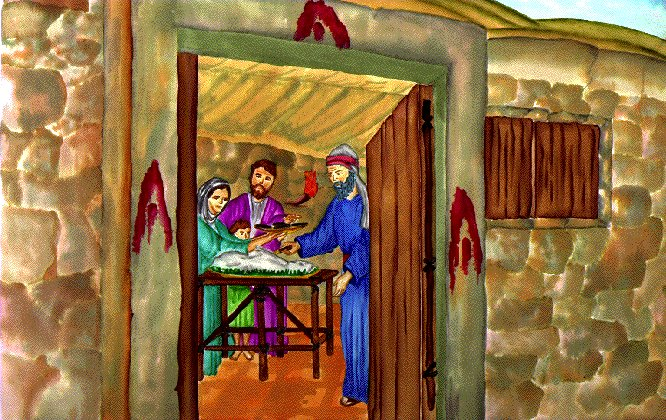 Ask the Pastor: Holy Week: The Passover of Our God