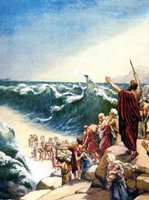 Crossing the Red Sea