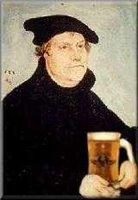 Frosty Lutheran Mug