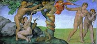 Adam and Eve Banished