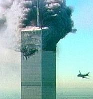 World Trade Center Airplane
