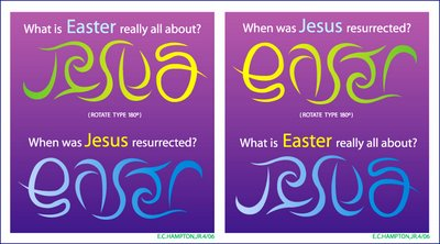 Easter and Jesus