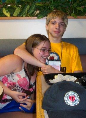 Tyler and Sara