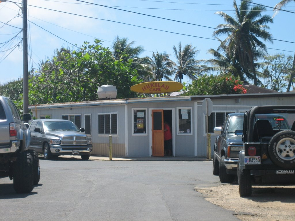 hukilau cafe 50 first dates