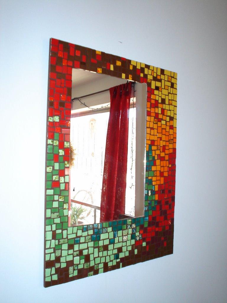 Mi taller espejos - Espejos de ceramica ...